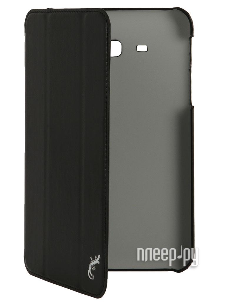 Аксессуар Чехол Galaxy Tab 3 7.0 Lite T2100 / T2110 G-Case Slim Premium Black GG-281  Pleer.ru  1101.000