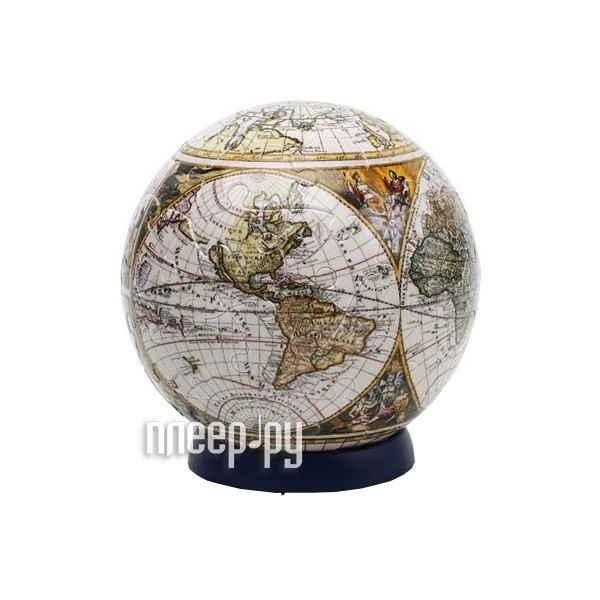 3D-пазл Pintoo Старинная карта мира 240 деталей A1151-06