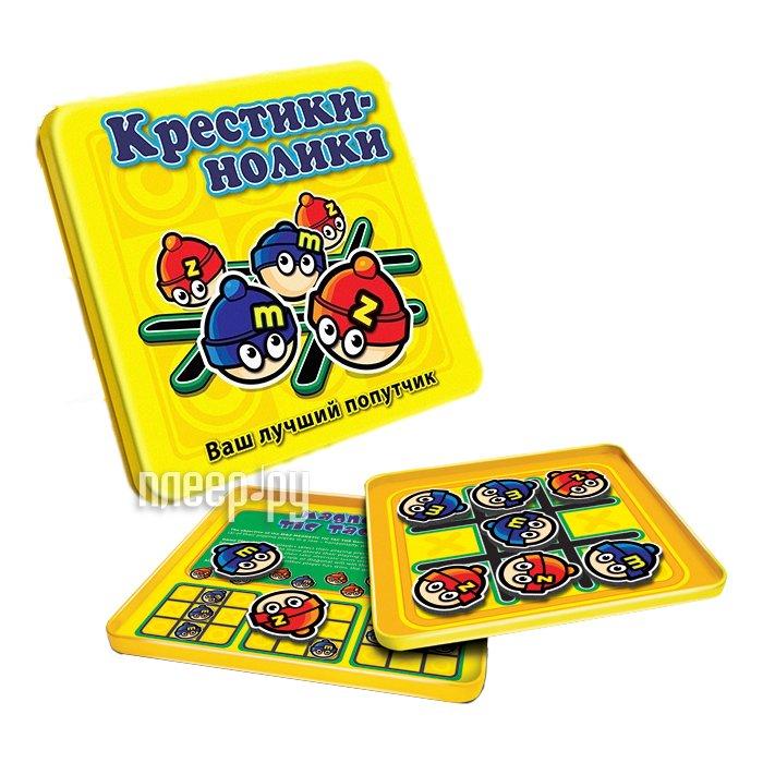 Настольная игра MACK&ZACK Крестики-Нолики MT006  Pleer.ru  151.000