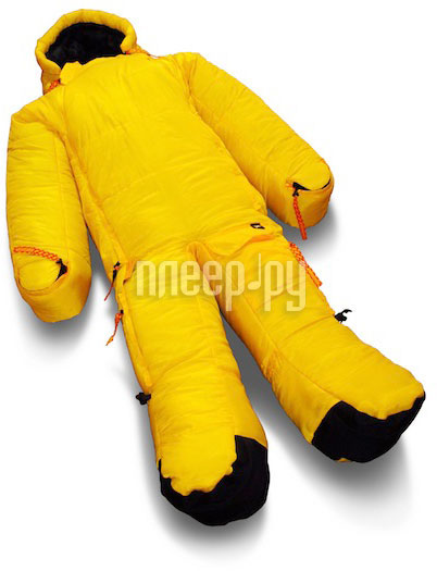 Спальник MusucBag Kids K1 Yellow  Pleer.ru  2887.000