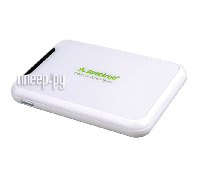 Аккумулятор Avantree 6000mAh White SPPW-600-WHT
