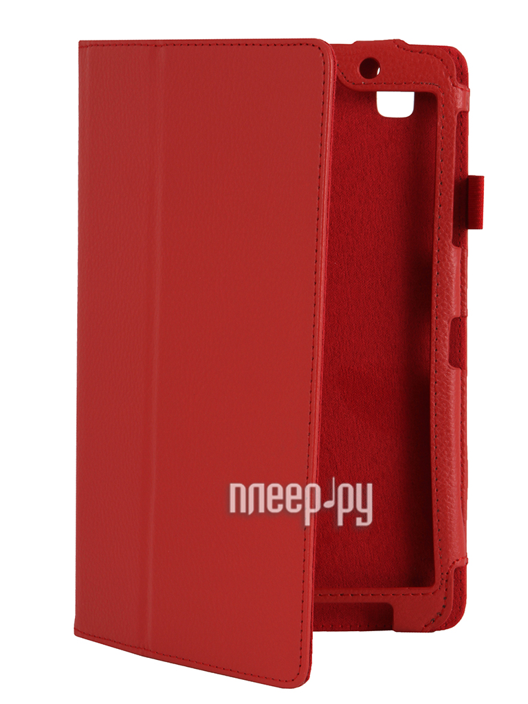 Аксессуар Чехол Samsung Galaxy Tab Pro 8.4 SM-T320 Palmexx Smartslim Red PX/STC SAM T320 RED  Pleer.ru  901.000