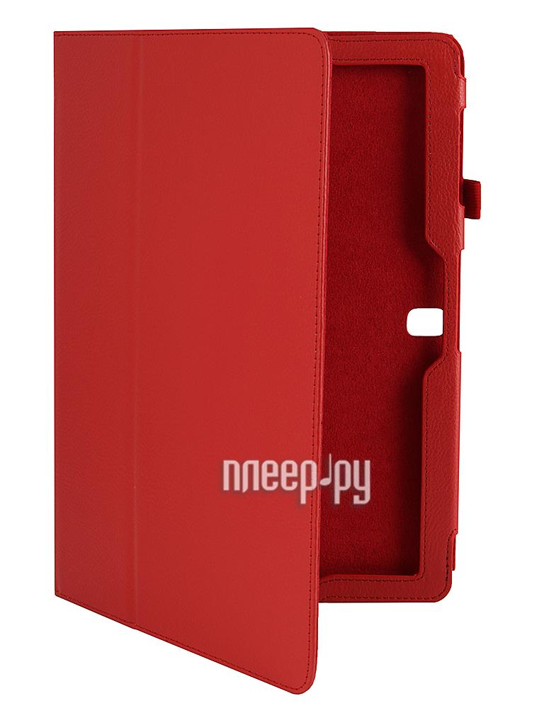 Аксессуар Чехол Samsung Galaxy Tab Pro 12.2 Palmexx Smartslim Red PX/STC SAM P9050 RED  Pleer.ru  450.000