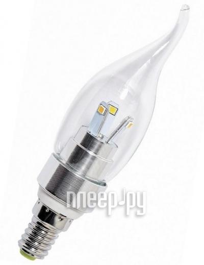 Лампочка X-flash XF-E14-CW-AG-4W-3000K-220V 45198