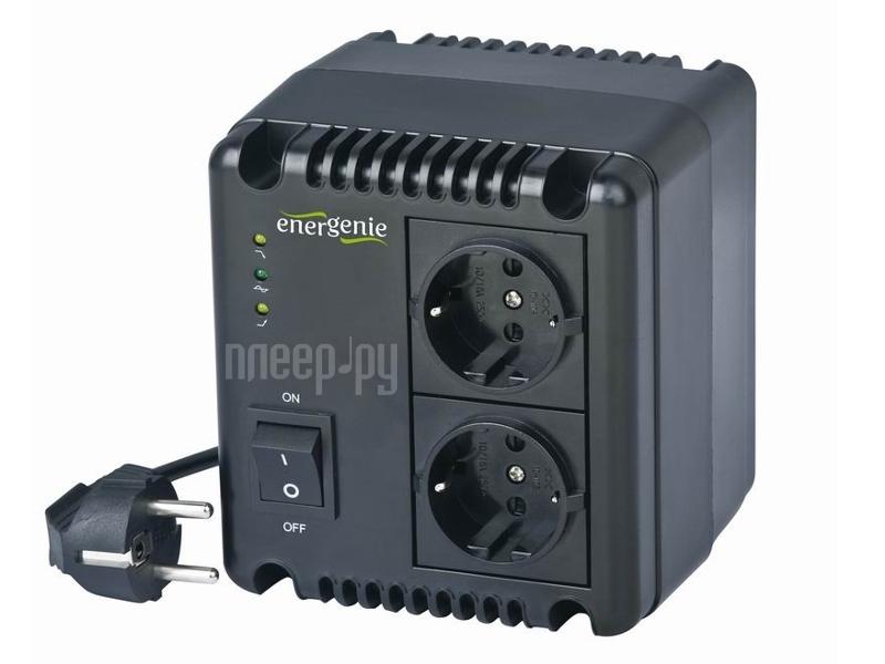Стабилизатор Energenie 1000VA EG-AVR-1001  Pleer.ru  1166.000