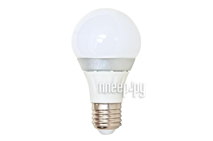 Лампочка Спутник LED A60 E27 10W 220V 4000K 16-A60-10W-E27