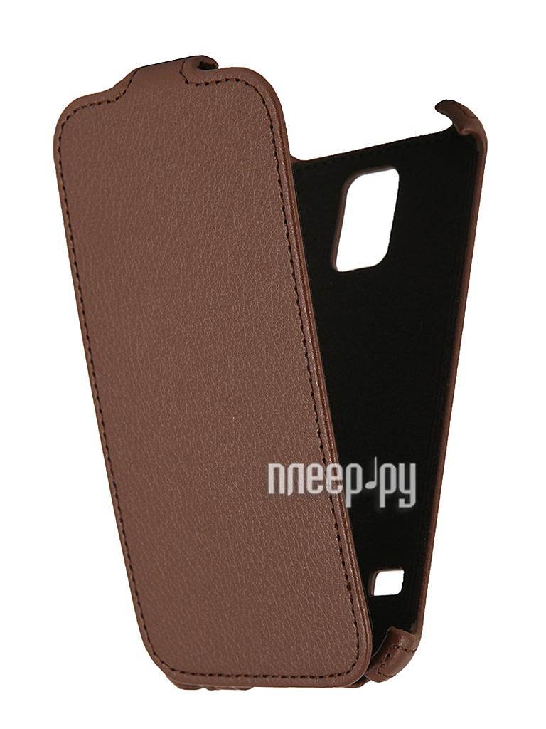 Аксессуар Чехол Samsung ST-i9600 Galaxy S5 Ainy  Pleer.ru  995.000