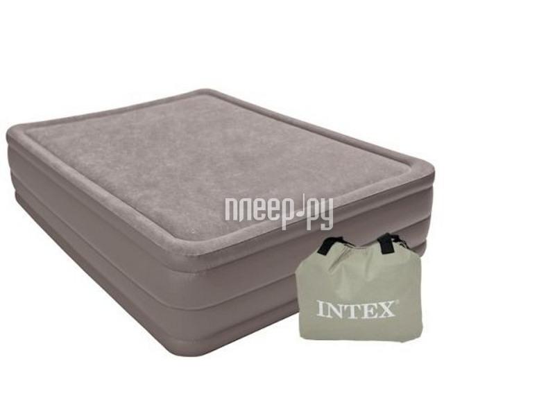 Надувной матрас Intex Foam Top 152x203x51cm 67954