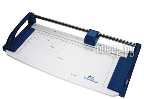 Резак ProfiOffice Rollstream 420  Pleer.ru  1400.000