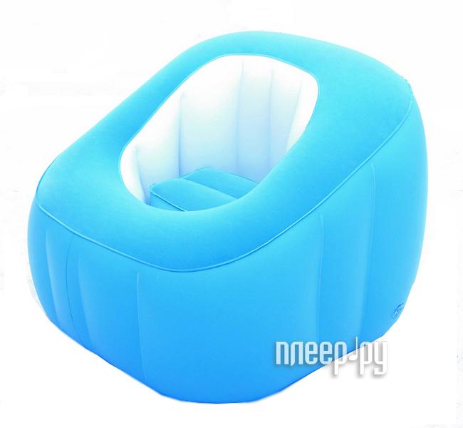 Надувное кресло Bestway Comfi Cube 75046B  Pleer.ru  480.000
