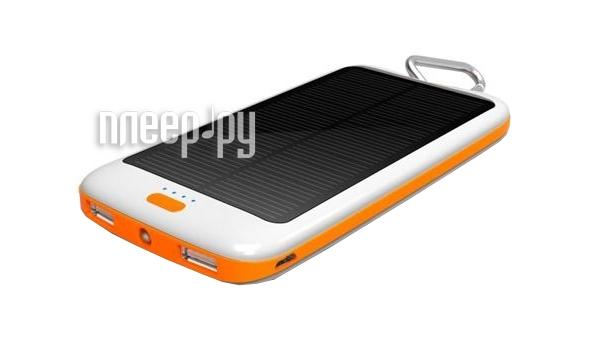 Аккумулятор Ross&Moor 9800 mAh PB-SS003 White-Orange  Pleer.ru  2033.000