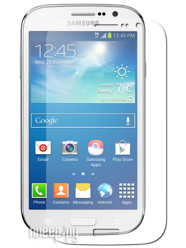 Аксессуар Защитная пленка Samsung GT-i9060 Galaxy Grand Neo Ainy / Red Line глянцевая  Pleer.ru  534.000
