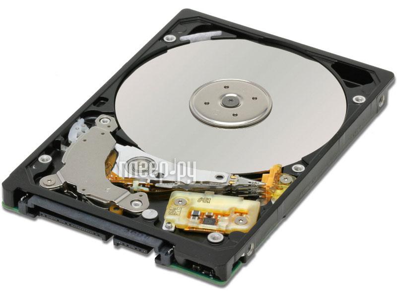 Жесткий диск 1Tb Hitachi Travelstar Z5K1000 HTS541010A7E630 / HT0J36211  Pleer.ru  2722.000