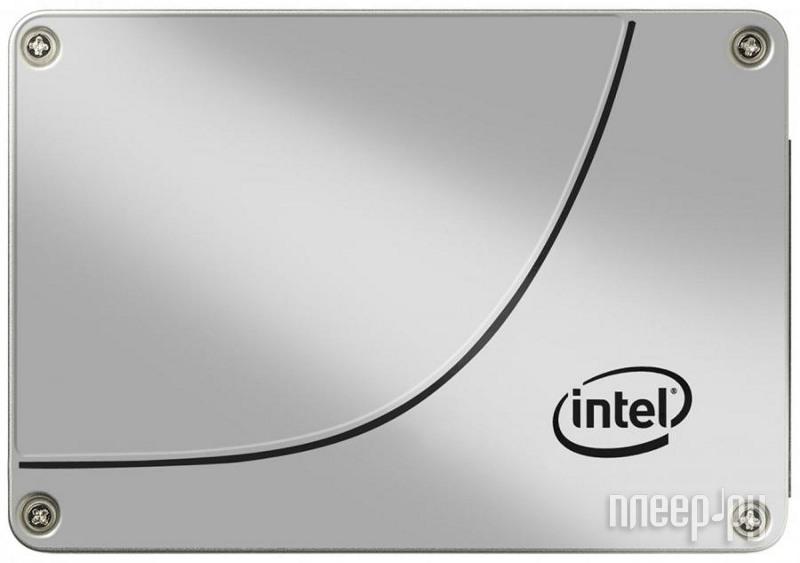 Диск SSD Intel SSDSC2BB080G401  Pleer.ru  3440.000