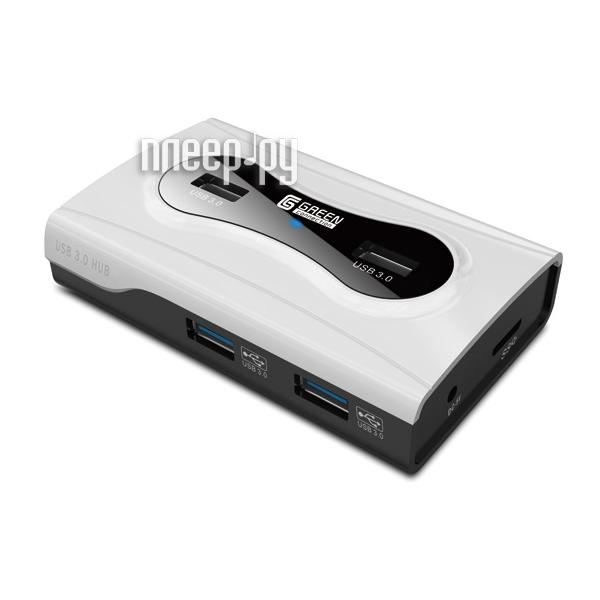 Хаб USB Greenconnect GC-U3H7P1  Pleer.ru  1922.000