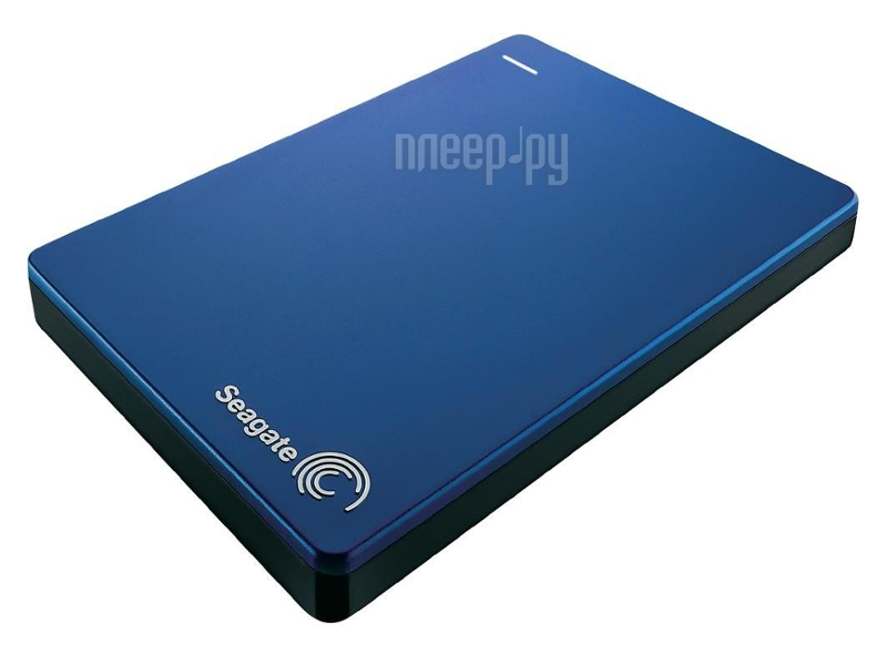 Жесткий диск Seagate Backup Plus 2Tb Blue STDR2000202