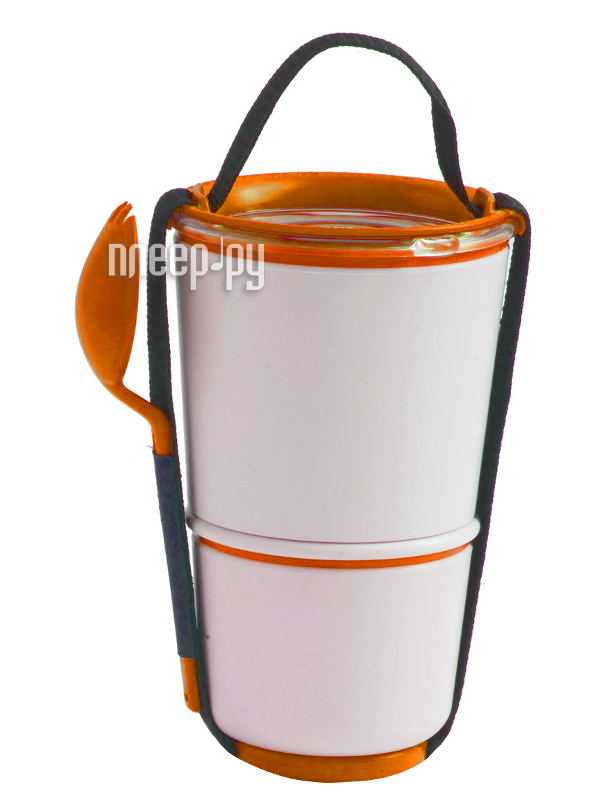 Ланч-бокс Black+Blum Lunch Pot Orange  Pleer.ru  1040.000