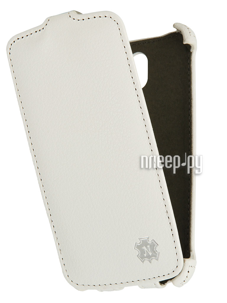 Аксессуар Чехол HTC Desire 500 Time Norton White  Pleer.ru  220.000