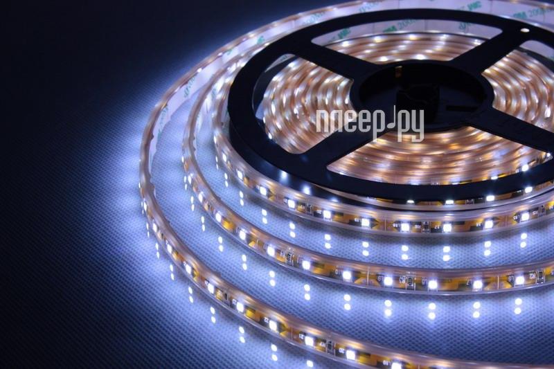Светодиодная лента LUNA LSW 3528 60led/m 12V 24W 5m IP65 CW 60008  Pleer.ru  369.000