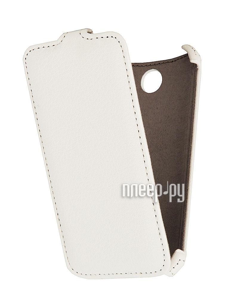 Аксессуар Чехол HTC Desire 300 Gecko White  Pleer.ru  200.000