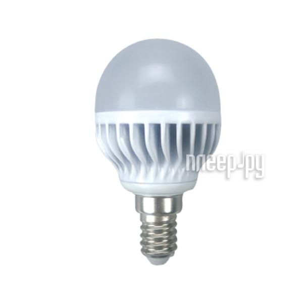 Лампочка Ecola Globe LED E14 7W G45 220V 2700K K4NW70ELB  Pleer.ru  184.000