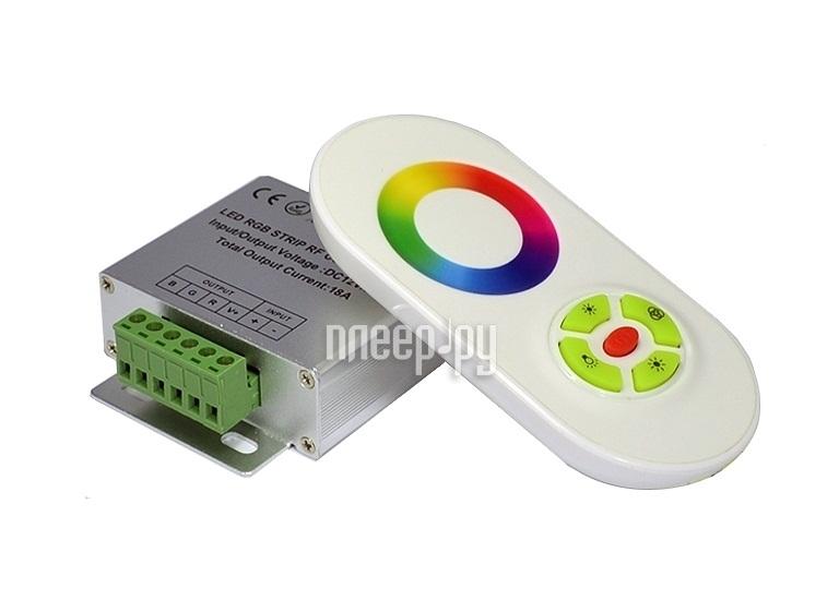 Контроллер LUNA CON RGB RF-TH04-W 144W 70052  Pleer.ru  1068.000