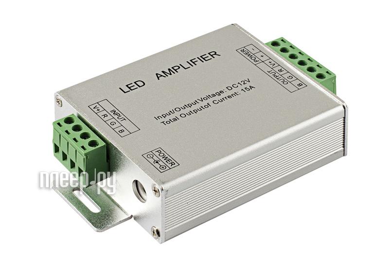 Контроллер LUNA AMPLIFIER RGB 144W 70059 усилитель сигнала  Pleer.ru  345.000