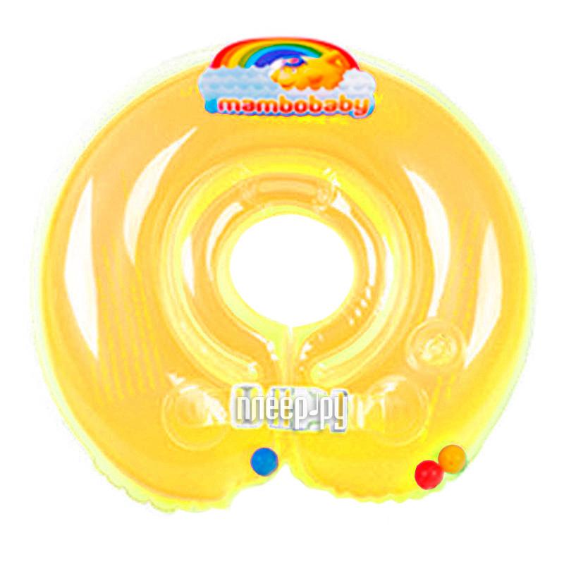 Надувной круг Mambobaby 37002В Yellow