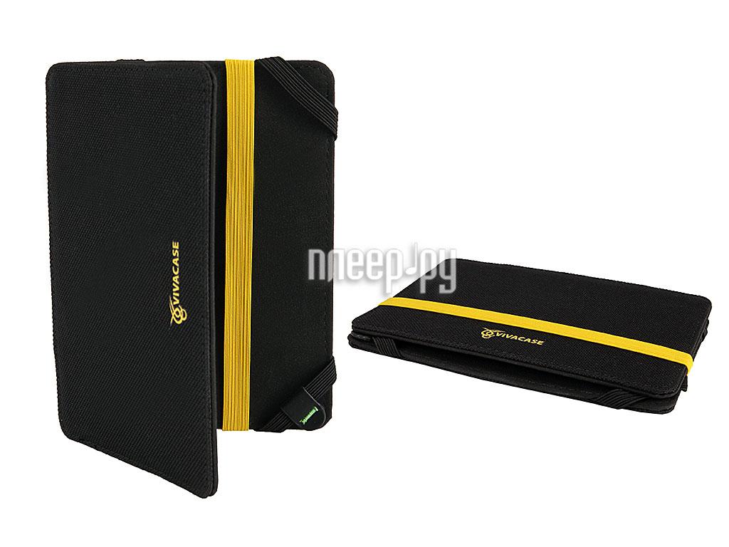 Аксессуар Чехол 6-7-inch Vivacase Neon универсальный Black-Yellow VUC-CN006-by  Pleer.ru  790.000