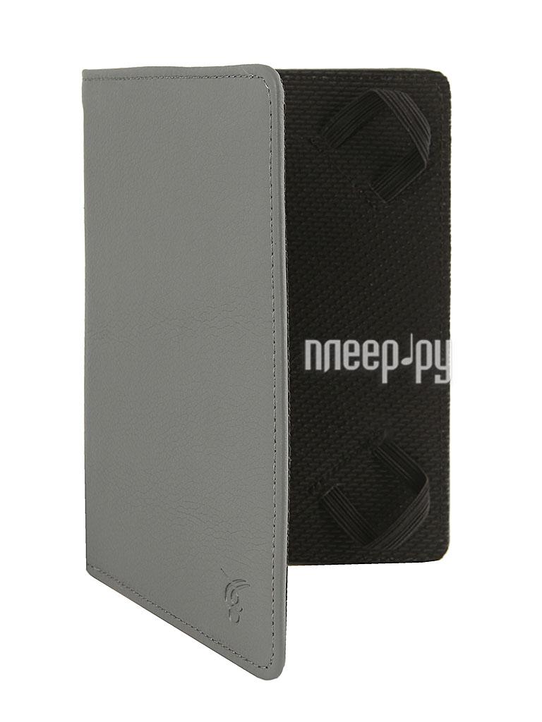 Аксессуар Чехол for Pocketbook 640/626/614/624/623/622/613 Viva Basic Grey VPB-C611CG