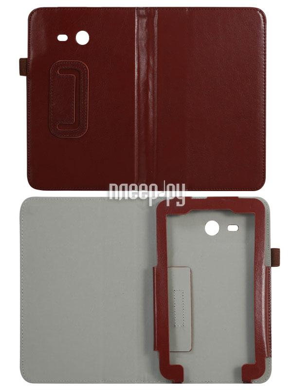 Аксессуар Чехол Ainy for Samsung Galaxy Tab 3 Lite SM-T110 BB-S431 боковой  Pleer.ru  349.000