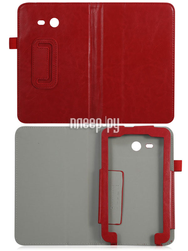 Аксессуар Чехол Ainy for Samsung Galaxy Tab 3 Lite SM-T110 BB-S431 боковой  Pleer.ru  850.000