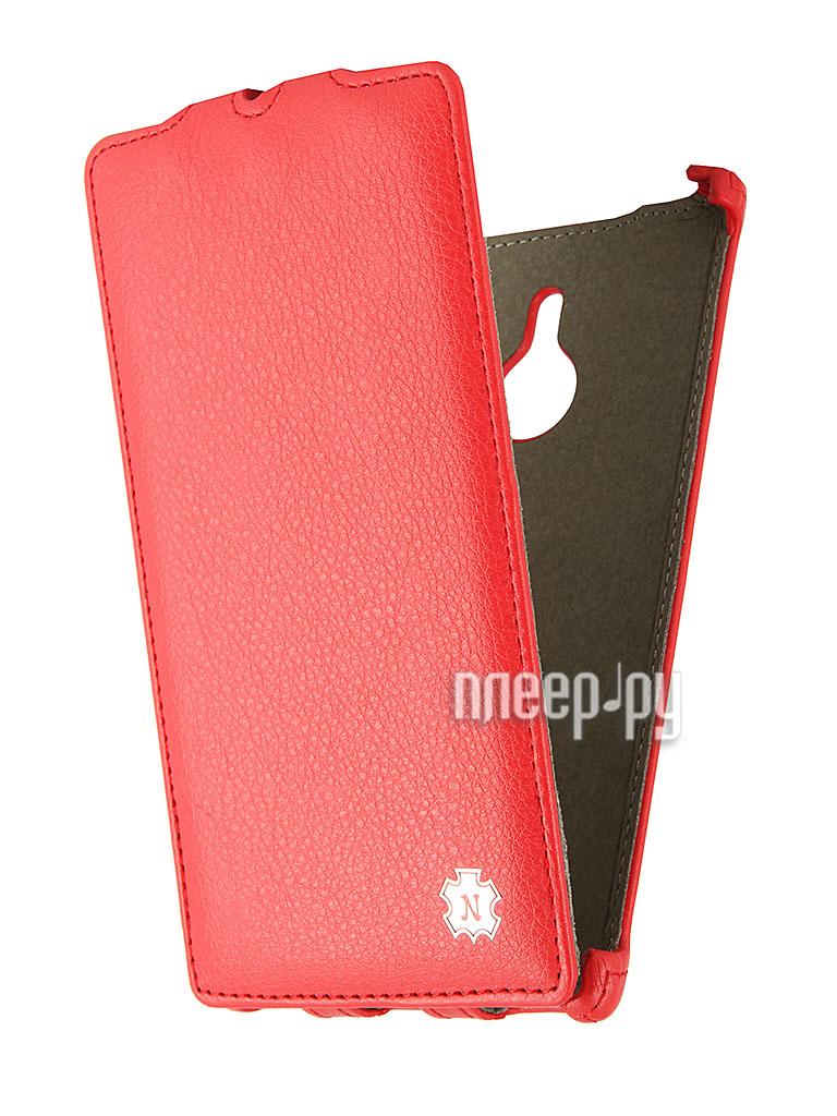 Аксессуар Чехол Nokia Lumia 1520 Time Norton Red  Pleer.ru  220.000