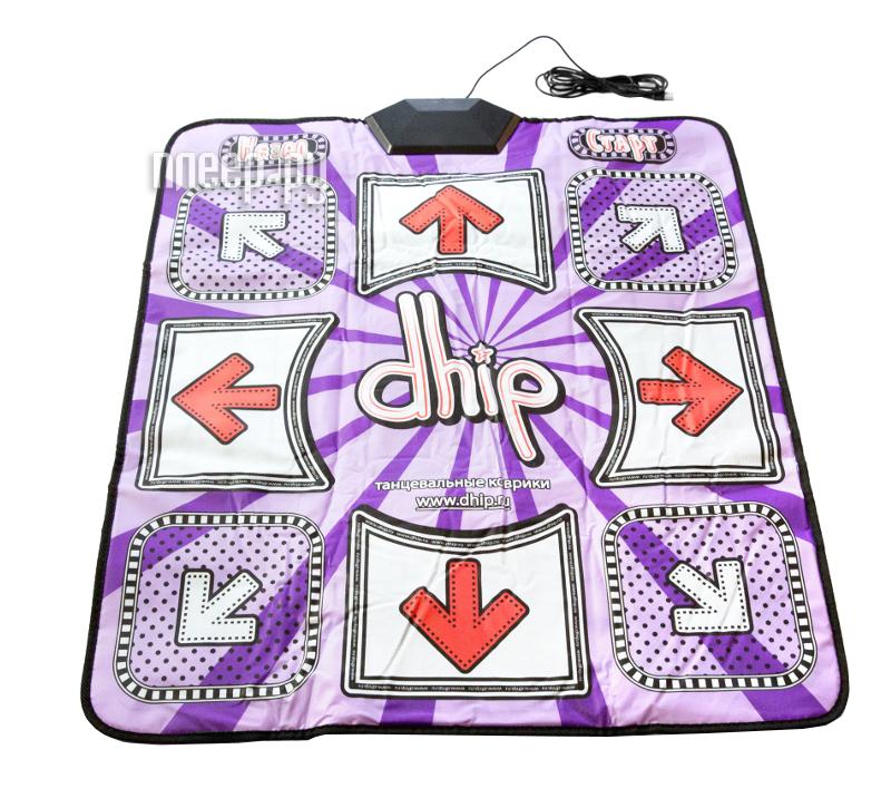 Танцевальный коврик D-Hip TV + USB Purple  Pleer.ru  2025.000