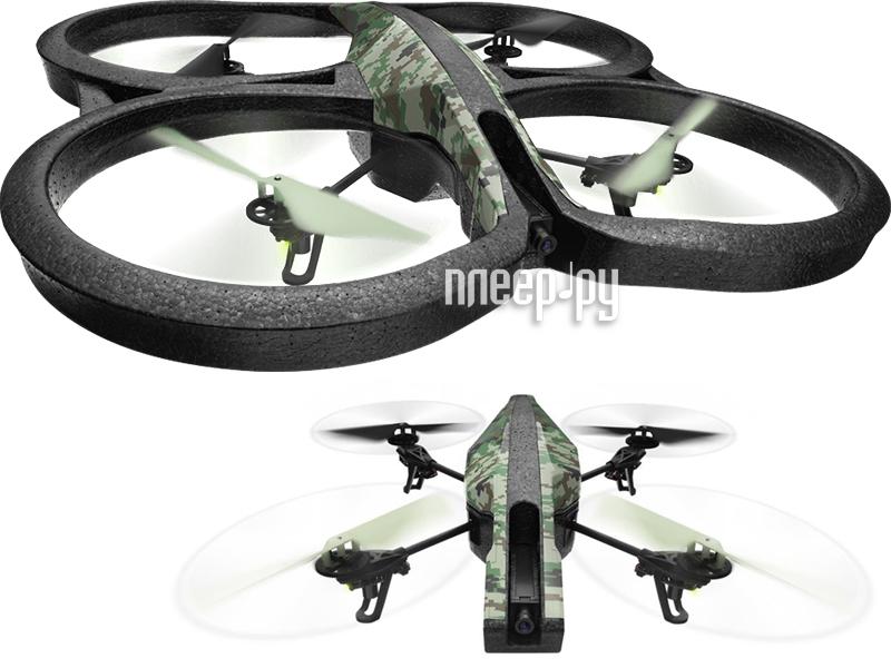 Квадрокоптер Parrot Ar Drone 2.0 Elite Edition Forest Camo  Pleer.ru  13567.000