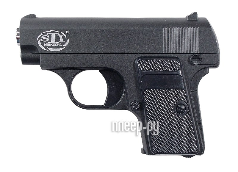 Пистолет ASG STI Off Duty 16060  Pleer.ru  550.000