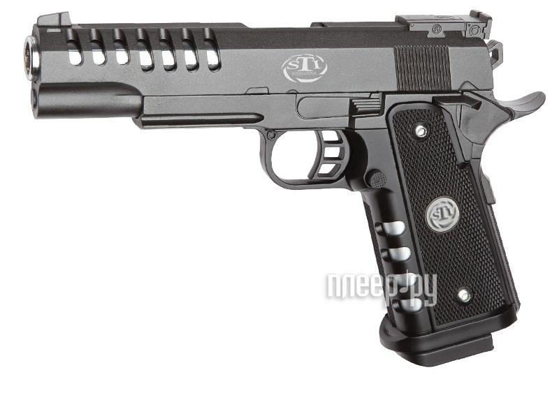Пистолет ASG STI Combat Master 16780  Pleer.ru  625.000
