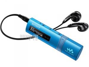 Купить Плеер Sony NWZ-B183F Walkman - 4Gb Blue