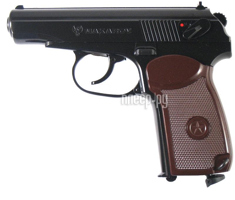 Пистолет Umarex PM / Makarov  Pleer.ru  3022.000