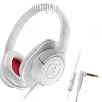 Audio-Technica ATH-AX1iS WH