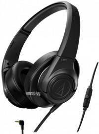 Audio-Technica ATH-AX3iS BK