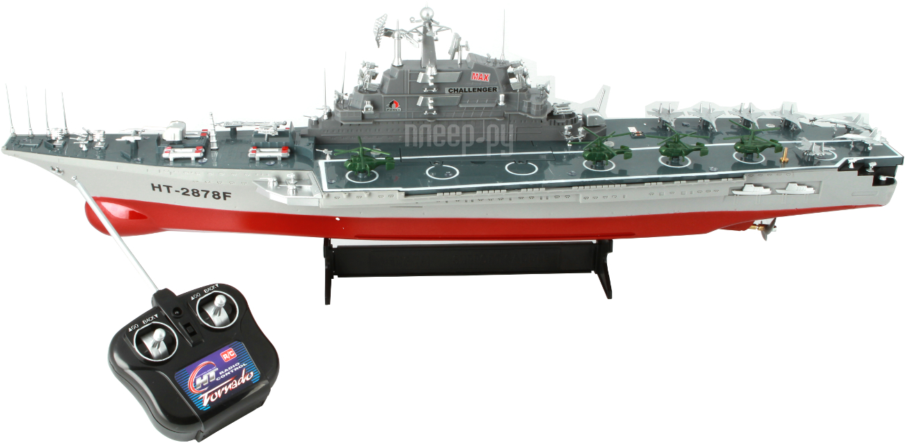 Игрушка Heng Tai Air Craft Carrier 2878F / HT-2878A  Pleer.ru  1849.000
