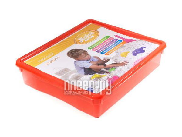 Живой песок Living Sand Контейнер 2169C Orange  Pleer.ru  359.000