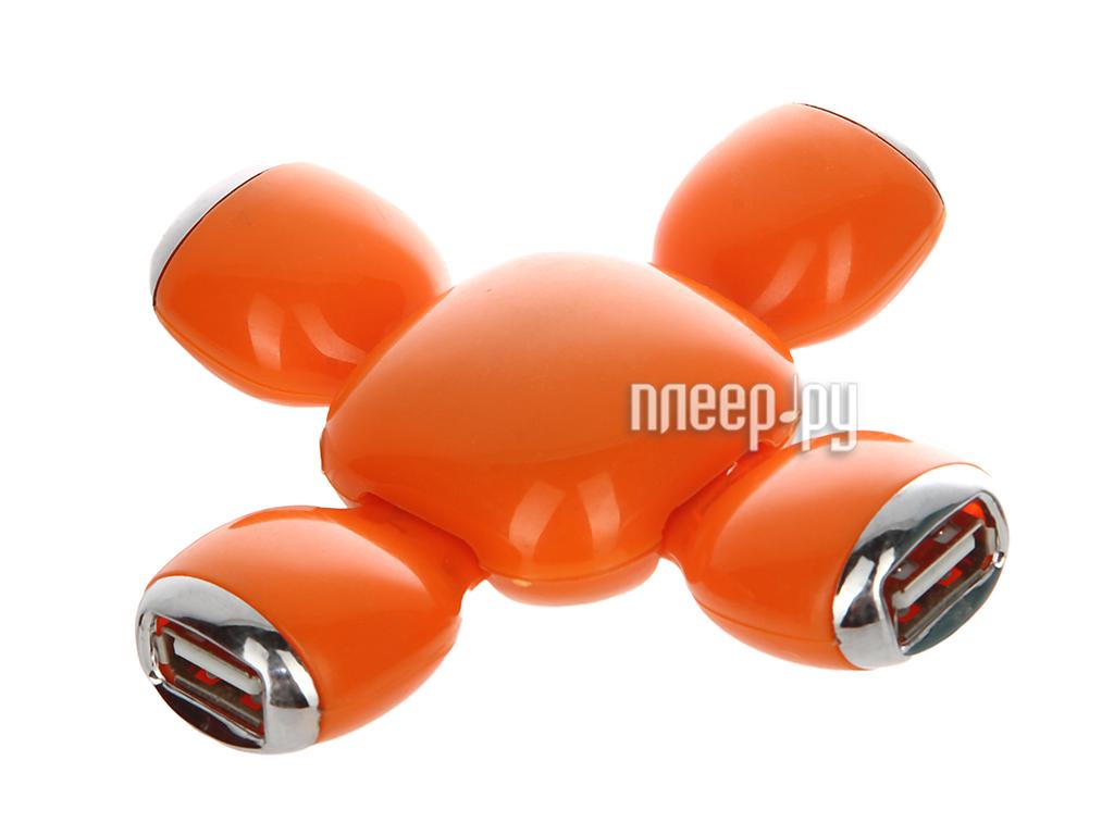 Хаб USB Oxion OX-UH622 USB 4 ports  Pleer.ru  506.000