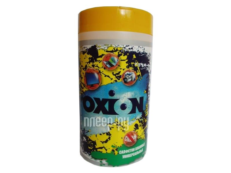 Аксессуар Салфетки чистящие Oxion CBTY001 влажные  Pleer.ru  452.000