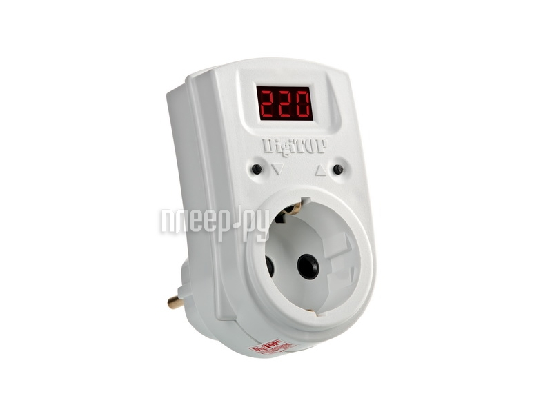 Стабилизатор Digitop Vp-16AN White  Pleer.ru  1161.000