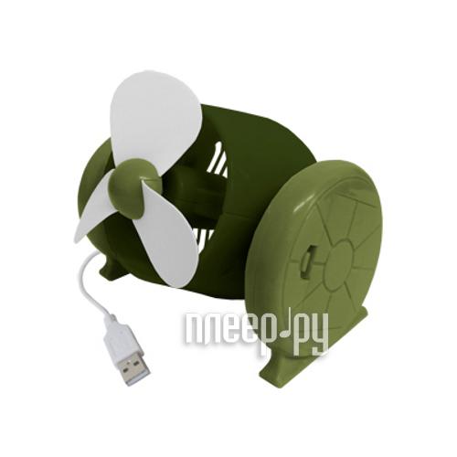 Вентилятор от USB Aikitec USBkit UFA-06-GN Propeller  Pleer.ru  425.000