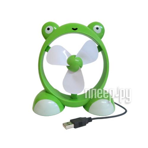 Вентилятор от USB Aikitec USBkit UFA-07-GN Ms. Frog  Pleer.ru  669.000