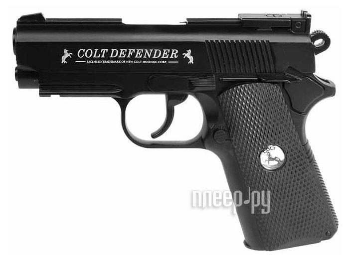 Пистолет Umarex Colt Defender  Pleer.ru  3138.000