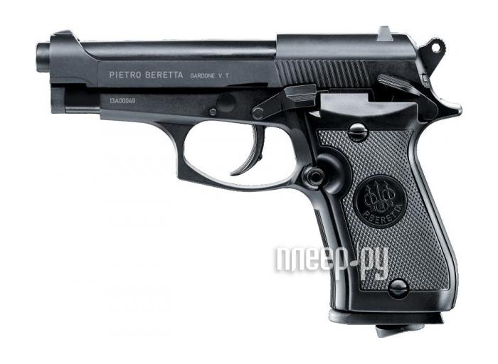 Пистолет Umarex Beretta 84FS  Pleer.ru  6302.000